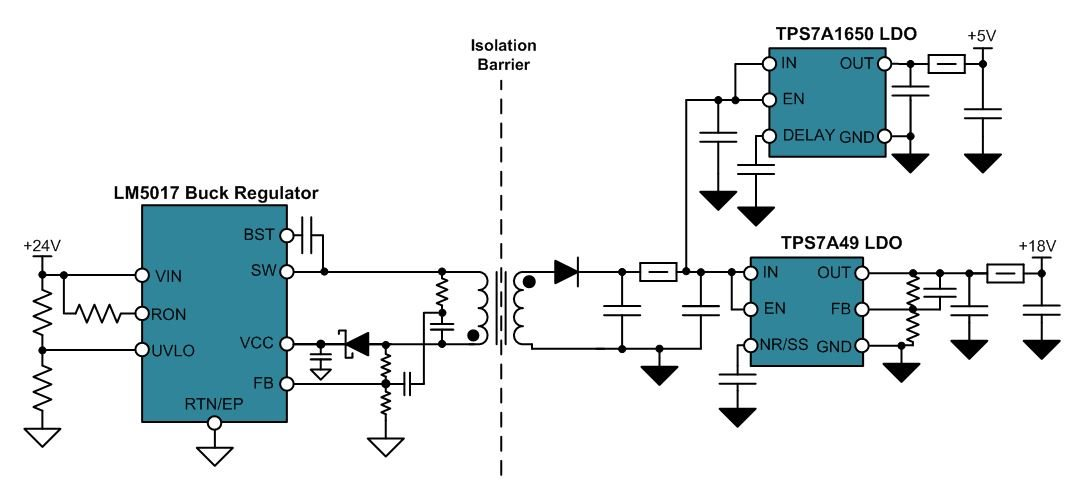 1-wire isolation