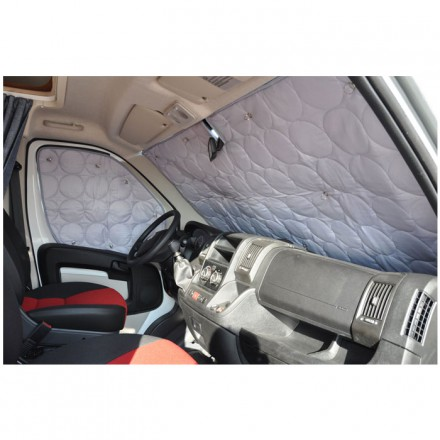 Isolation thermique renault trafic