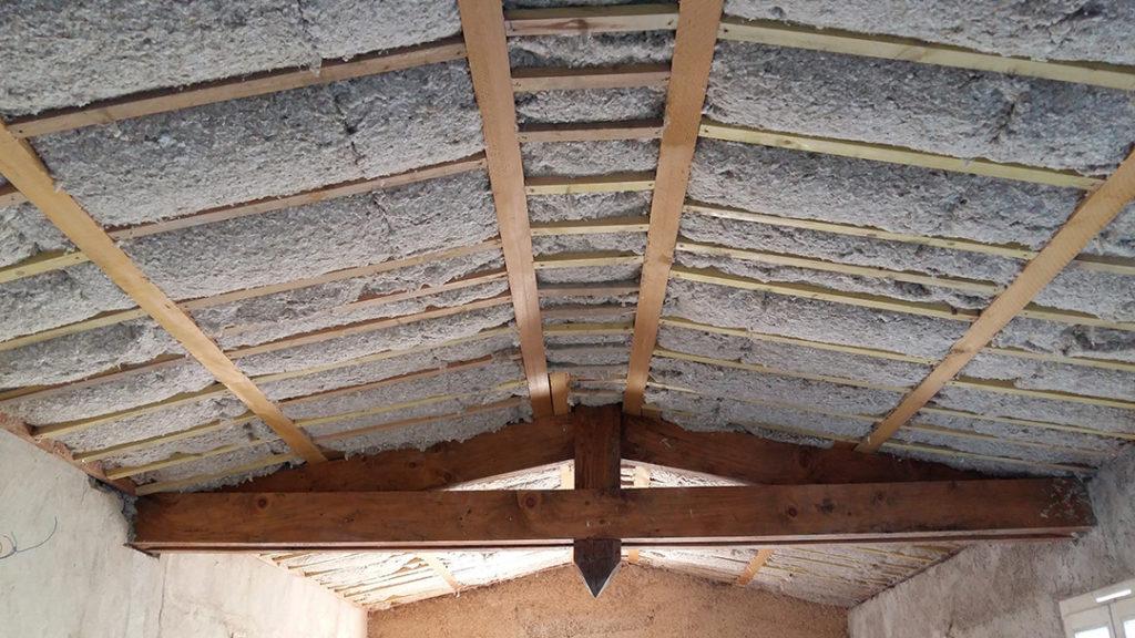Isolation toiture bio