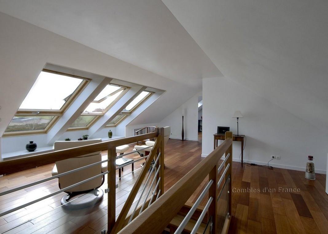Comble bas plafond
