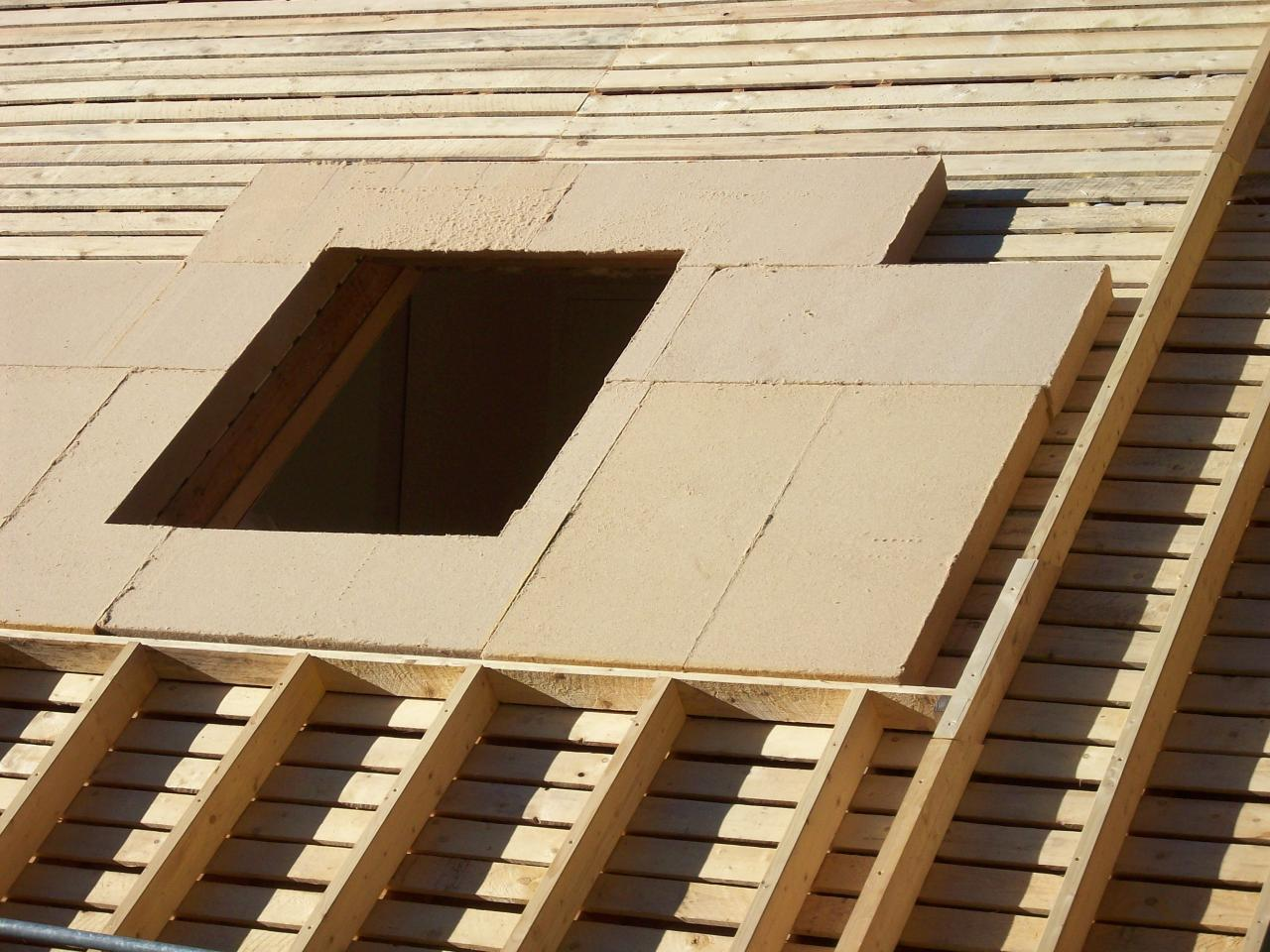 Isolation toiture sarking écologique