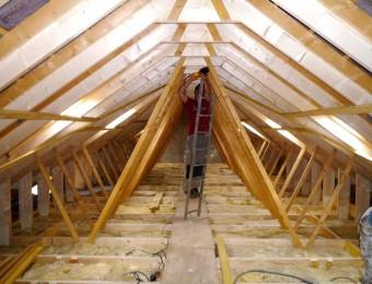 Comble toiture