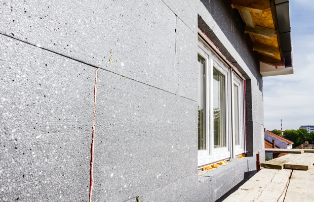 Cout isolation facade exterieure