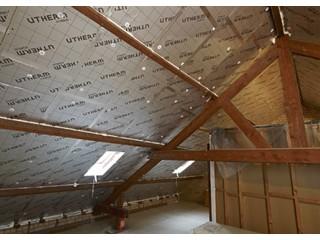 Comment isoler une toiture - Combles isolation
