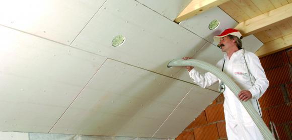 Isolation toiture de l'interieur
