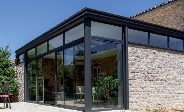 Isolation thermique veranda