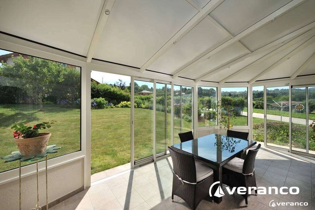 Isolation toiture veranda