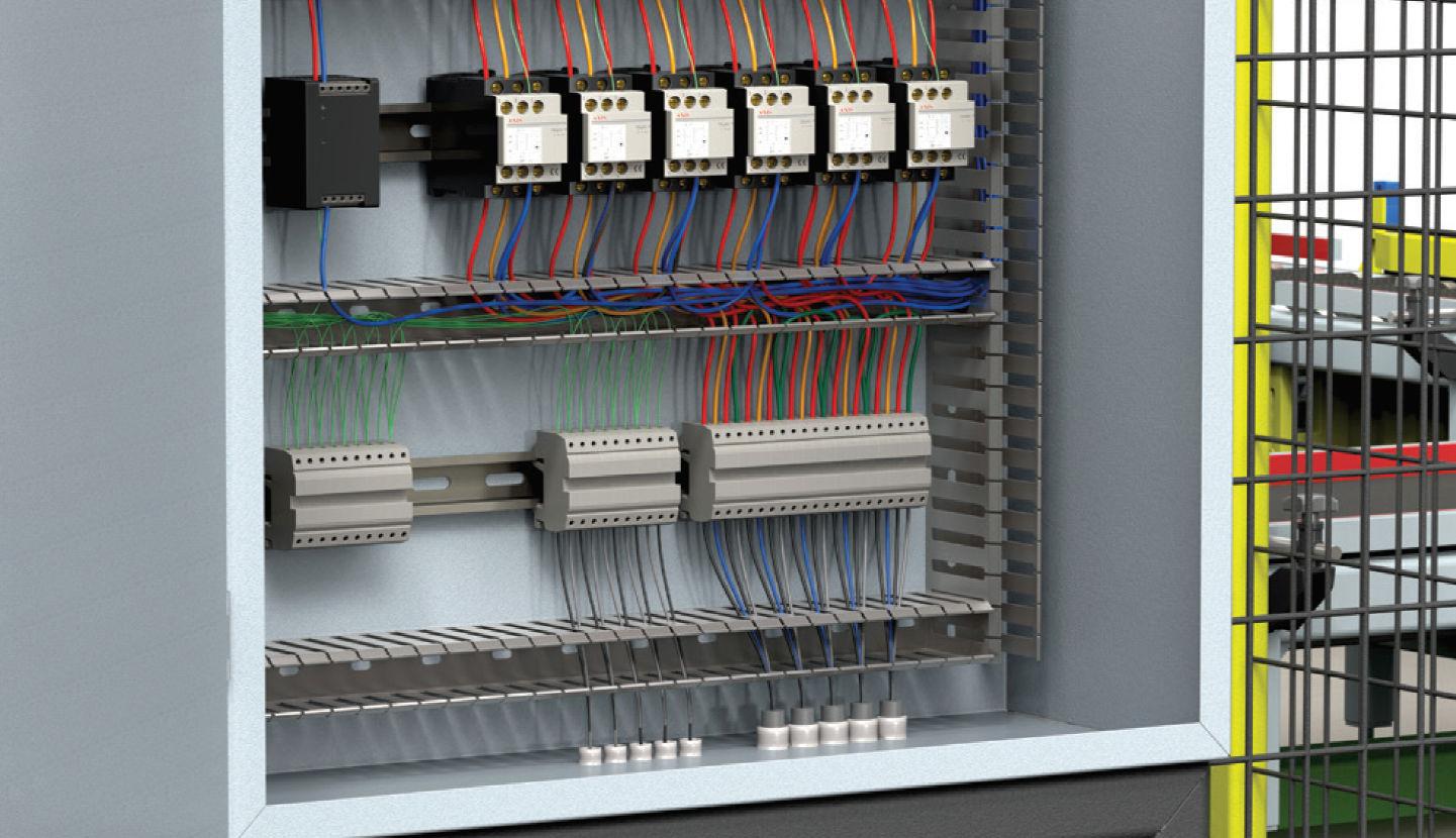 Schema electrique 3d