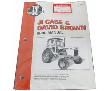 Schema electrique david brown 1290