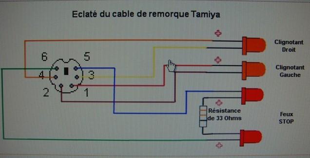 Schema interrupteur electrique double