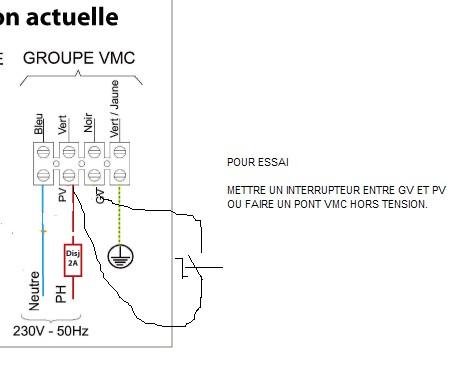 Schema electrique vmc hygroreglable