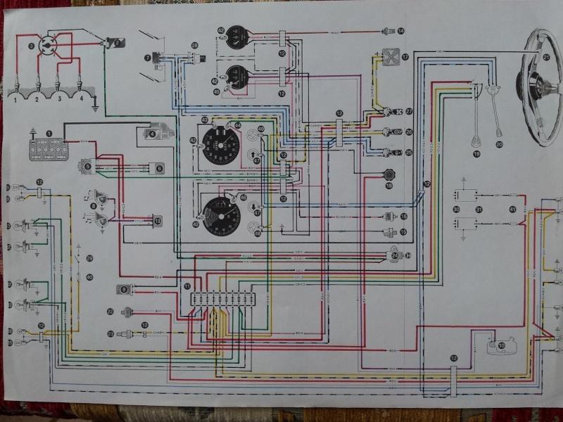 Schema electrique alfa giulia