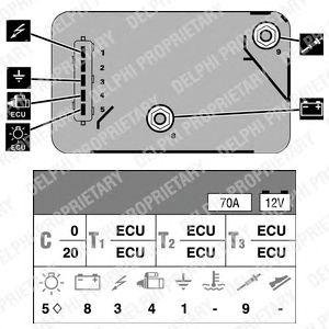 Schema electrique boitier prechauffage berlingo