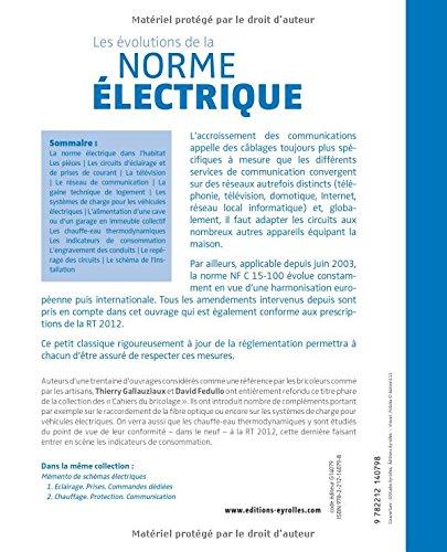 Norme electrique 2014 consuel