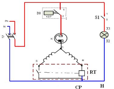 Kangoo 2 schema electrique