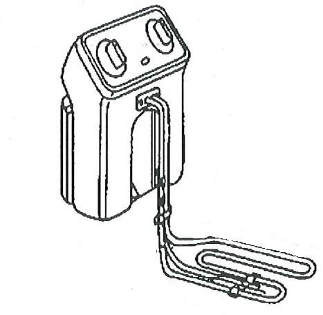 Schema friteuse electrique