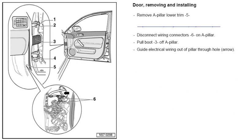 Schema electrique centralisation golf 4