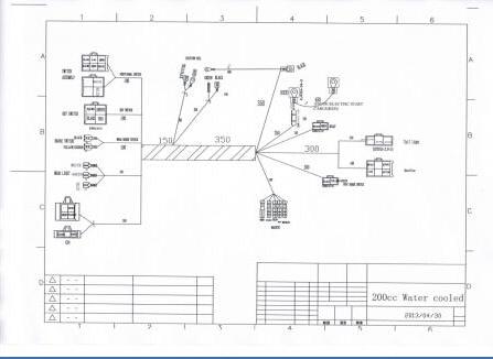 Schema electrique moteur loncin