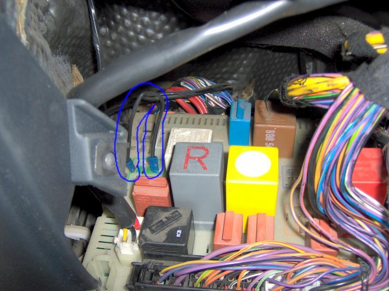 Schema electrique demarreur tracteur tondeuse