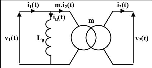 Schéma electrique transformateur