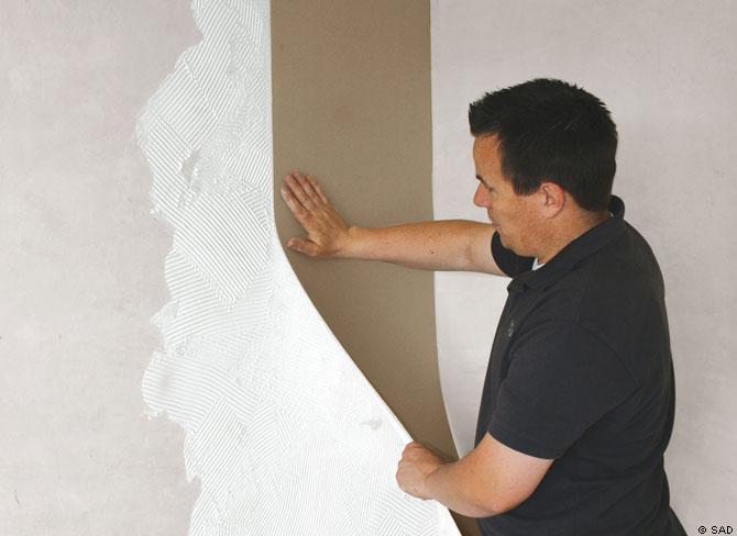 Isolation thermique des murs humides