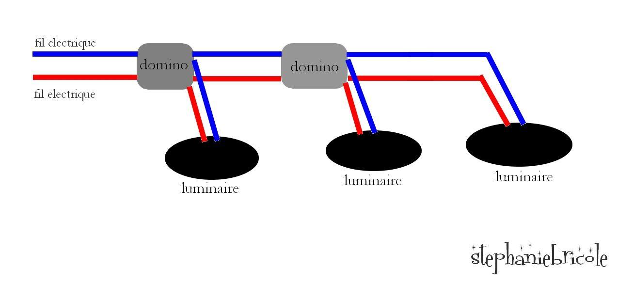 Schema electrique parallele