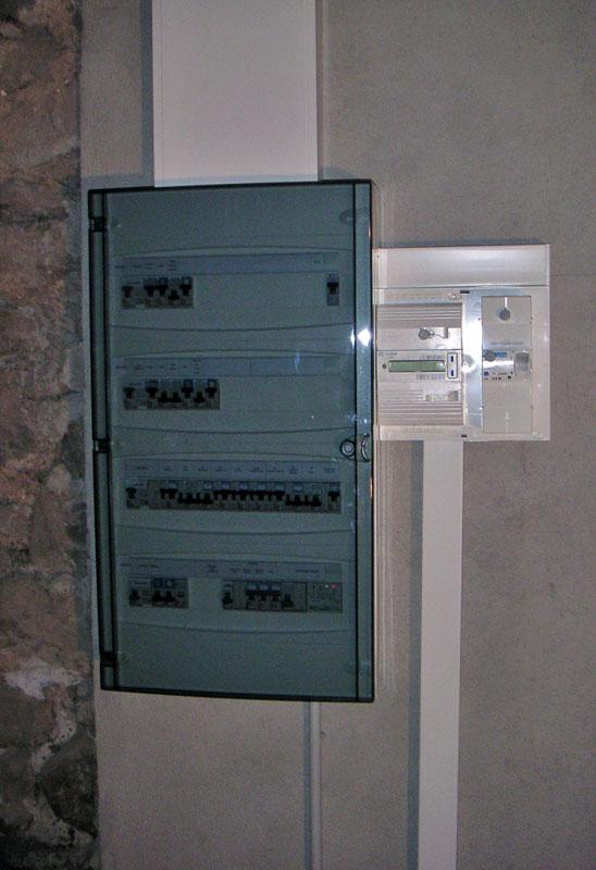 Norme coffrage tableau electrique
