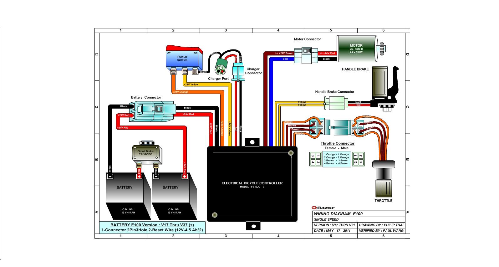 Schema Electrique 750 Sxi