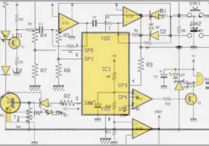 Schema electrique electrificateur de cloture