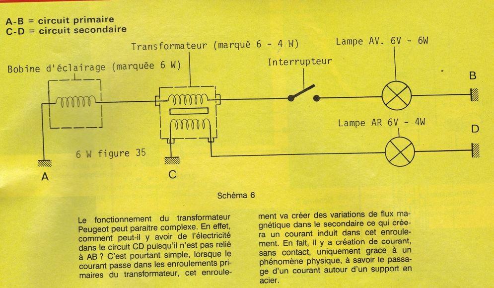 Schema electrique 103 spx