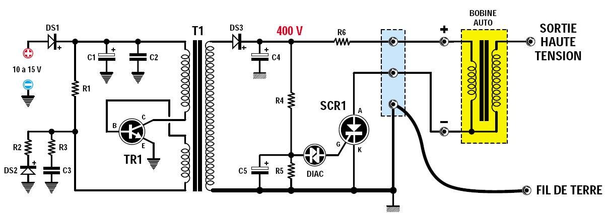 Schema electrique r1