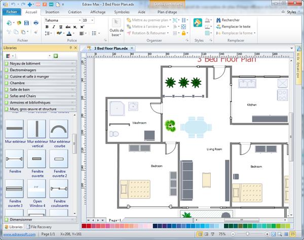 Logiciel schéma architectural électrique gratuit