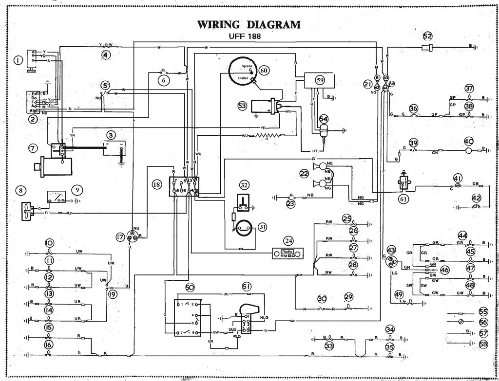 Triumph Spitfire Wiring Diagram from www.combles-isolation.fr