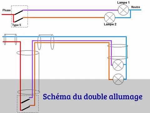 Schema electrique lustre