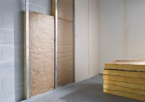 Mur isolation phonique