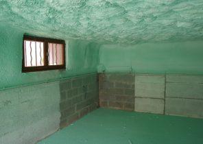 Schema installation electrique bureau combles isolation - Isolation plafond cave polystyrene ...