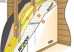 isolation thermique mur int rieur maison combles isolation. Black Bedroom Furniture Sets. Home Design Ideas