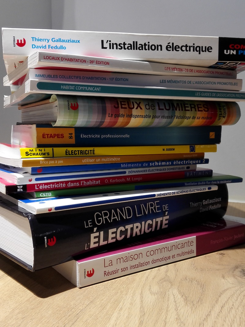 Livre norme electrique maison