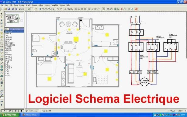 Logiciel schema electrique maison mac - Combles isolation