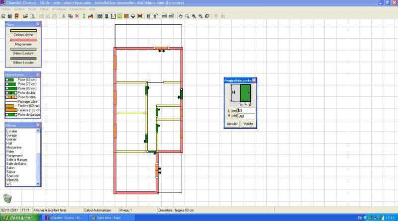 Logiciel pour schéma électrique maison gratuit