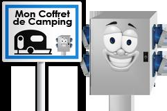 Norme coffret electrique camping