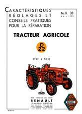 Schema electrique tracteur n 72
