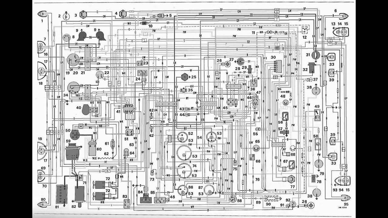Schema electrique ford transit 2001
