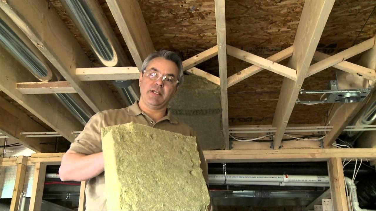 Comment isoler phoniquement un plafond