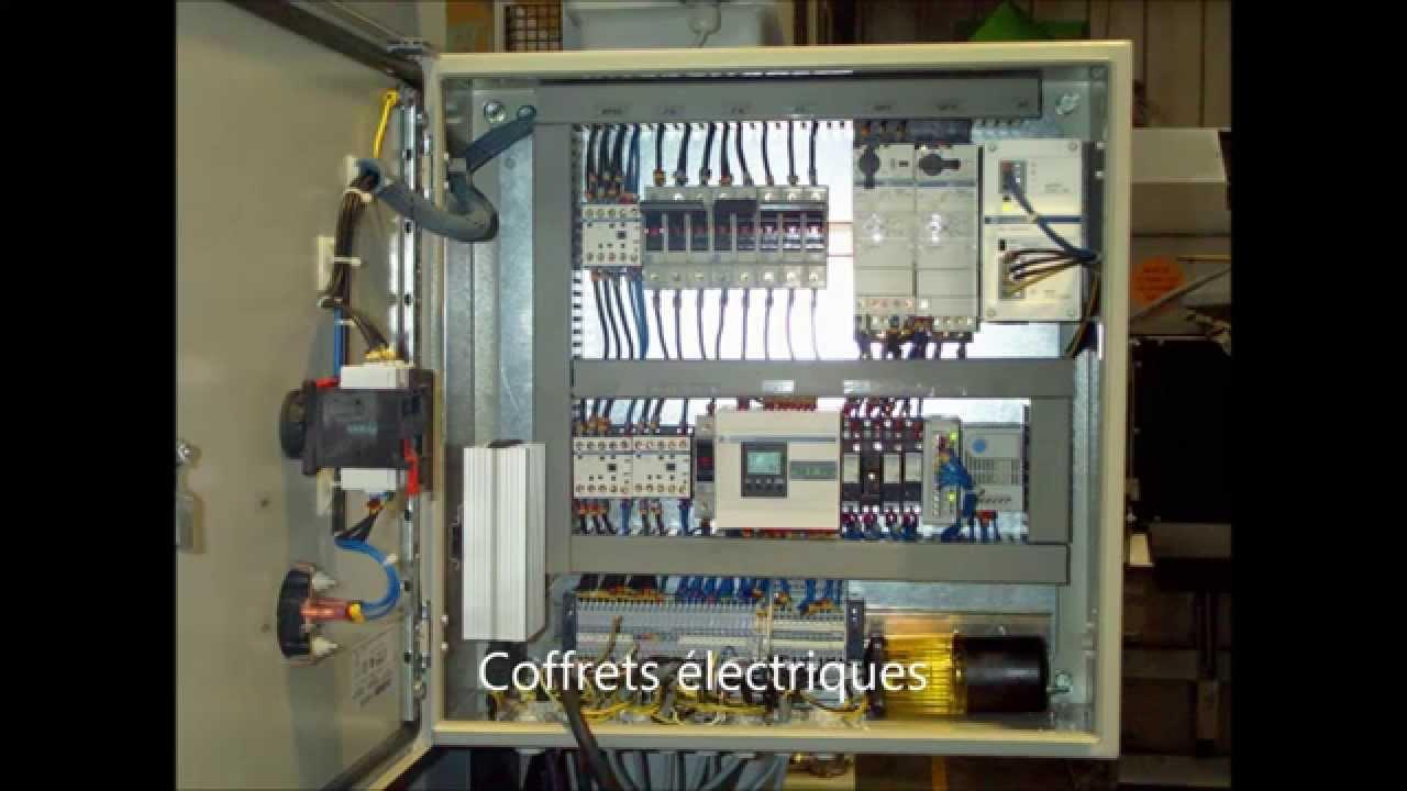 Norme electrique dans l'industrie