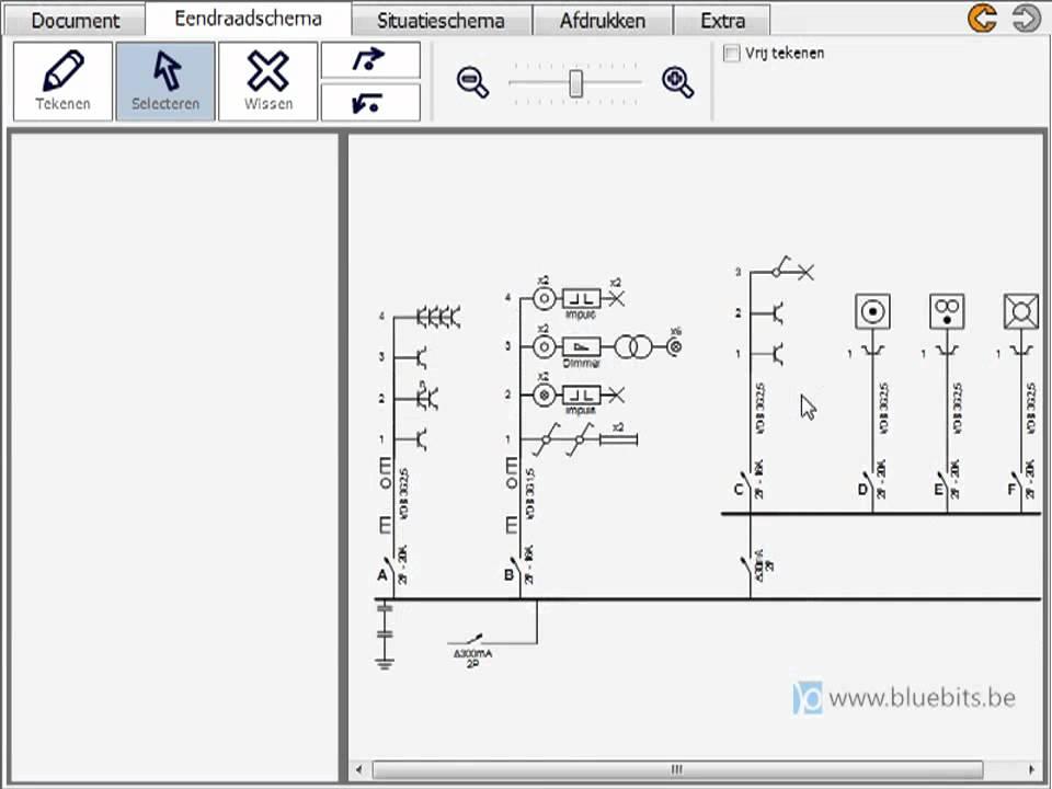 logiciel sch u00e9ma architectural  u00e9lectrique
