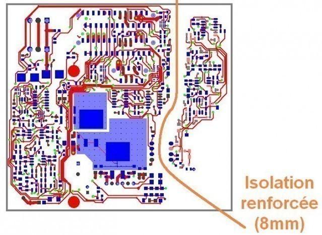 Norme d'isolement electrique