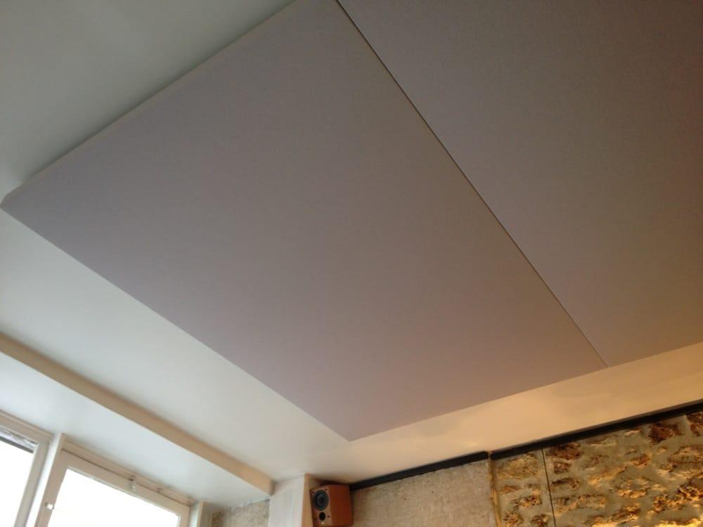 Anti bruit plafond