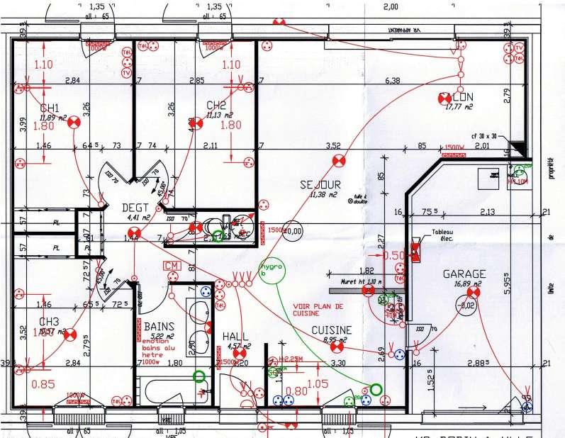 Norme electrique maison habitation