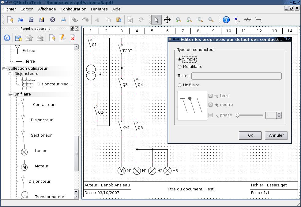 Télécharger logiciel pour schema electrique